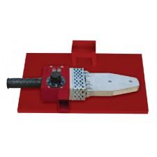 Паяльник для труб из PPR 20-63мм, 800Вт, 0-300°С, 230В