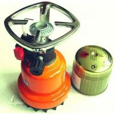 Портативный газовый примус Nurgaz NG152 с пьезо розжигом