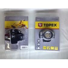 Фонарь налобный TOPEX
