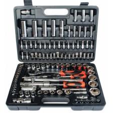 Набор автомобильного инструмента INTERTOOL ET-6108, 108 предметов